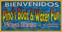 Pino's Boat & Water Fun